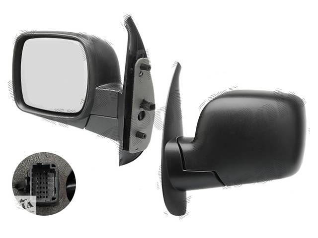продам Зеркало Renault Kangoo (Рено Кенго) 6062514M Электрическое Левое 2008-2012 бу в Ковеле
