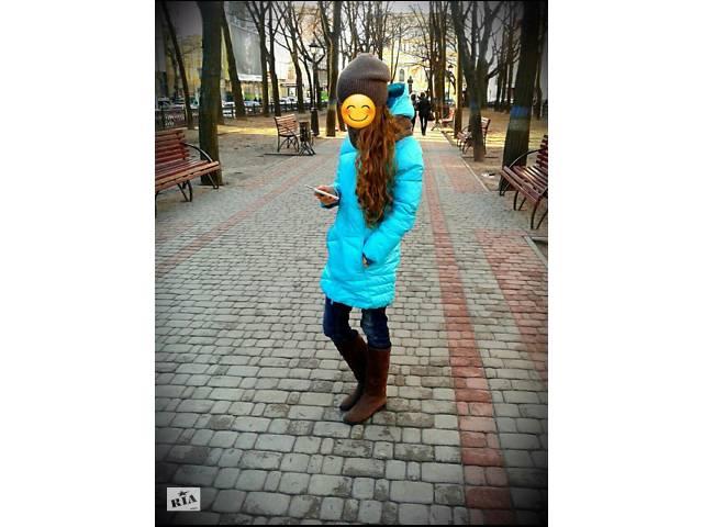 купить бу Куртка-пуховик Adidas в Харькове