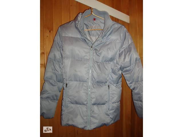 купить бу Продам женскую б.в. куртку-пуховик BIAGGINI 36-38 г в Днепре (Днепропетровск)