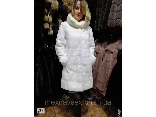 Шуба из натурального меха бобра- объявление о продаже  в Одессе