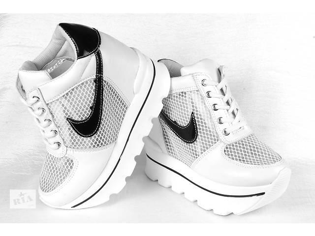 Жіночі кросівки на платформі 00049 - Жіноче взуття в Мелітополі на ... 013425e02be59