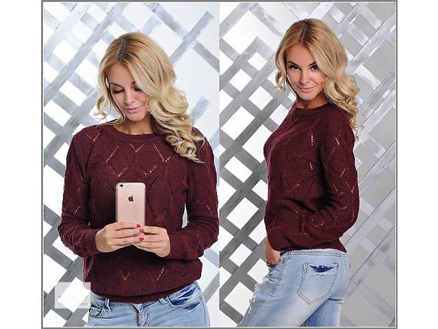купить бу Женский ажурный свитер  в Одессе