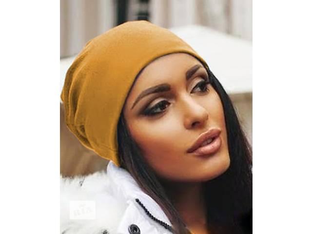 Женская шапка Jersey- объявление о продаже  в Ивано-Франковске