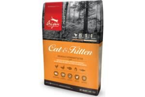 ACANA Orijen Fish Cat and Kitten - сухой корм для кошек и котят 340гр 1 шт
