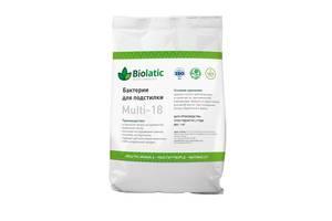 (Біолатік) multi-18& ndash; Бактерії для підстилки 500г