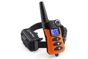 Электроошейник для собаки для дрессировки Petrainer 620A-1 водонепроницаемый (100690)