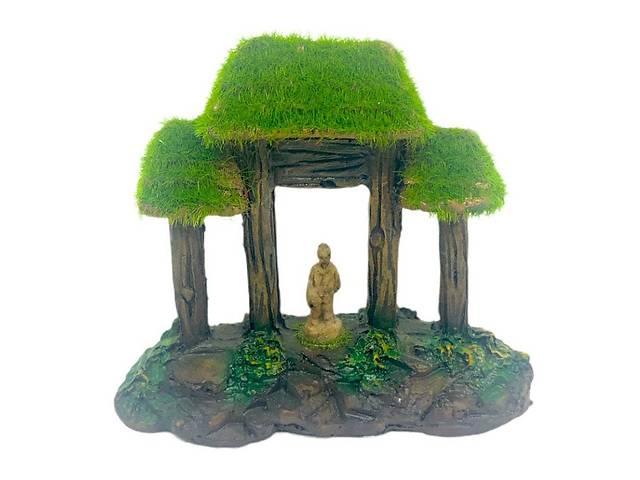 Храм декорация для аквариума 8610 см F001D