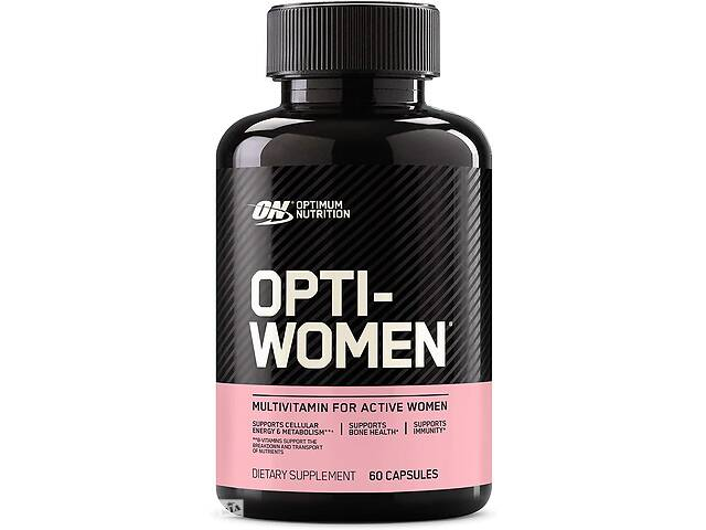 продам Комплекс витаминов Optimum Nutrition Opti-Women, 120 капс (103432) бу в Полтаве