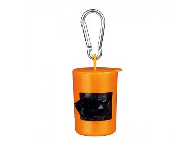 бу Контейнер Trixie для збиральних пакетів + 2 рулони по 20 пакетів (пластик) в Києві