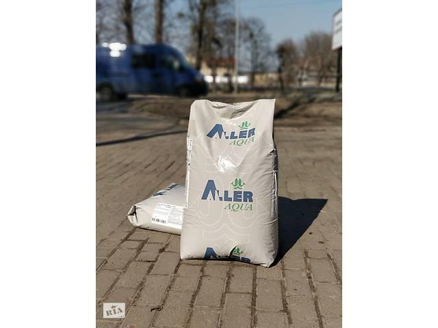 бу Корм для малька карпа/осетра Aller Aqua Thalassa EX GR 0.5-2.0 mm в Львове