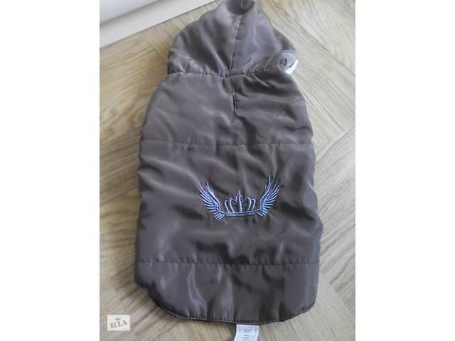продам Куртка зимняя для собак бу в Ирпене