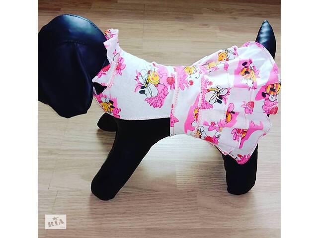 купить бу Летние платья для маленьких собачек в Запорожье