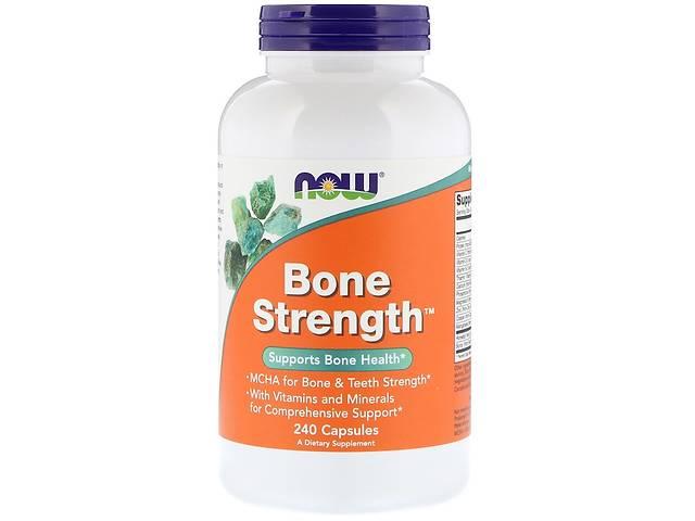 NOW_Bone Strength - 120 кап- объявление о продаже  в Дубно