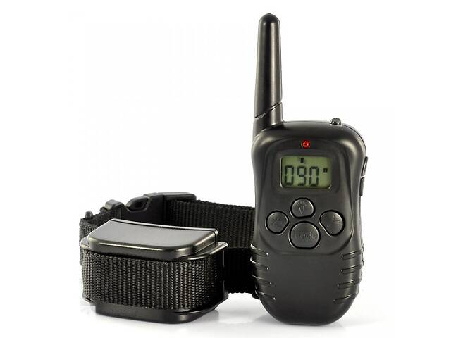 Ошейник для дрессировки собак Dog Training Remote Черный (hub_np2_1066)- объявление о продаже  в Києві