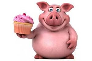 Продається свиня