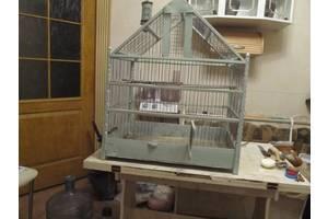 Продам клетку для попугаев,шиншилл(грызунов) т.д. огромную