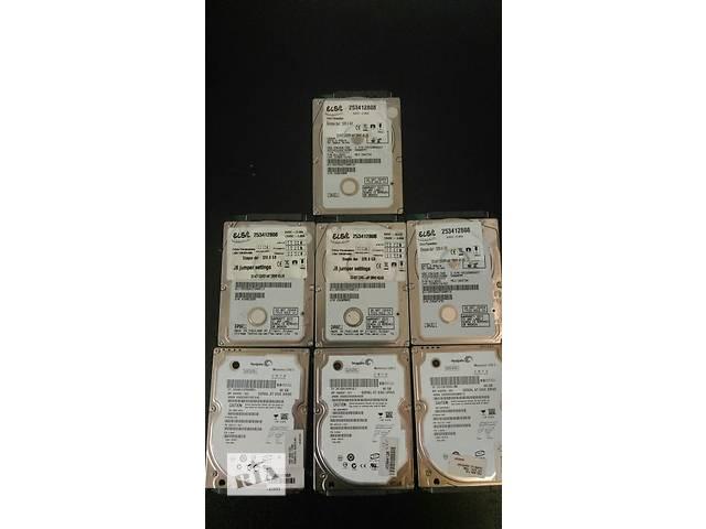 купить бу Жорсткий диск для ноутбука Hitachi Travelstar Z5K320 HTS543232A7A384 3 в Луцке