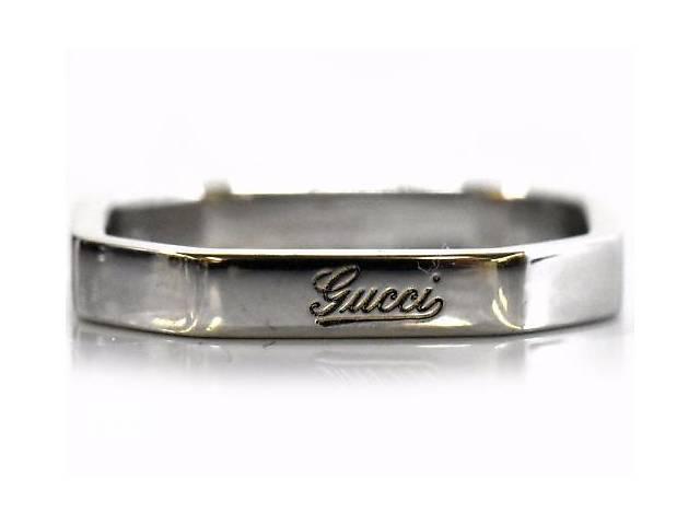 Золотое кольцо Gucci 18к- объявление о продаже  в Одессе