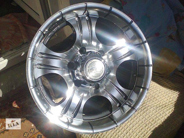 продам Zorat Wheels 211 R16 JJ7.0 PCD6x139.7 ET0 DIA110.5 бу в Жмеринке