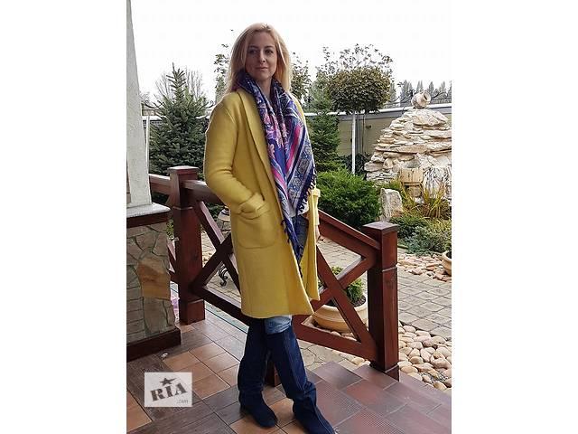 купить бу зимнее женское пальто в Киеве