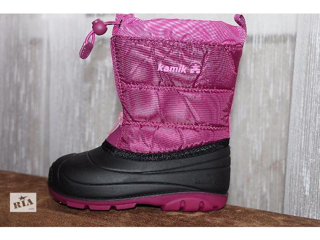 Зимове взуття Kamik - Дитяче взуття в Києві на RIA.com 3494a21276c0c