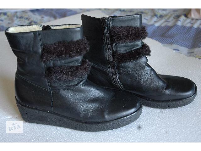продам зимняя обувь бу в Черкассах