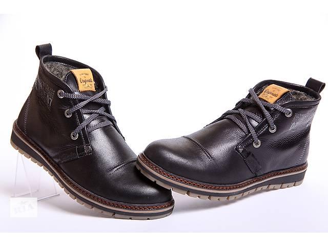 купить бу Зимние ботинки Clarks Urban Tribe из качественной натуральной кожи в Вознесенске