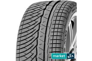 Зимние шины Michelin Pilot Alpin PA4 (245/45 R18)