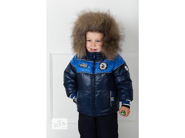 продам Зимовий комбінезон на хлопчиків 2-6 років 6fe705b3552c6