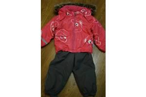 б/у Детские зимние куртки Reima