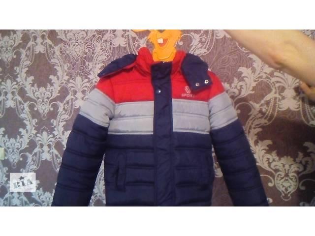 бу Зимова куртка в Липовце (Винницкой обл.)
