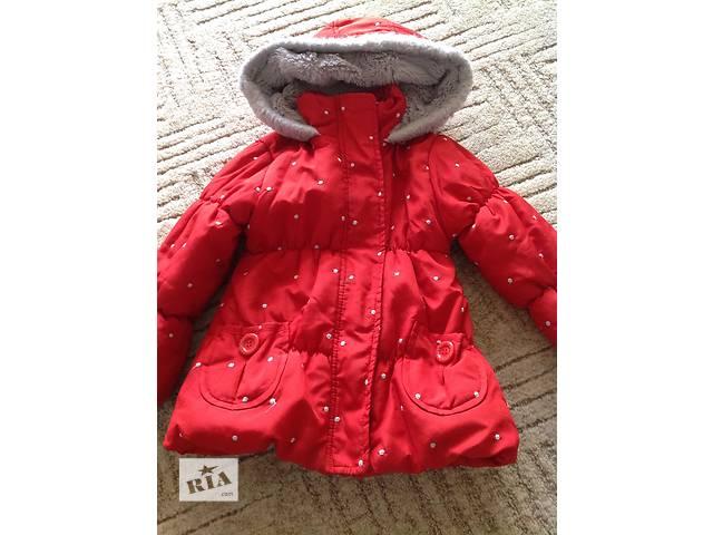 купить бу Зимние курточки для девочки в Тлумаче