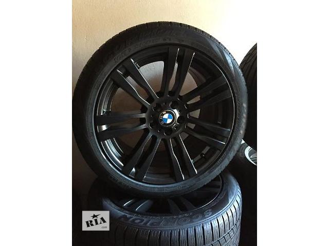 продам Зимовий комплект коліс для BMW X5m X6m.275/40/20.315/35/20.pirelli ice i snow. бу в Ужгороде