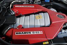 Комплект увеличения мощности Brabus