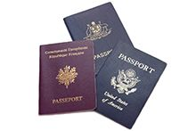 Паспорт і віза