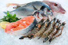 Рыбная продукция и морепродукты