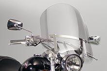 Ветровое стекло для мотоциклов