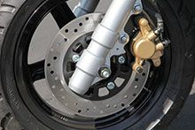 Тормозная система для мотоциклов