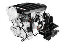 Двигун для водного транспорту