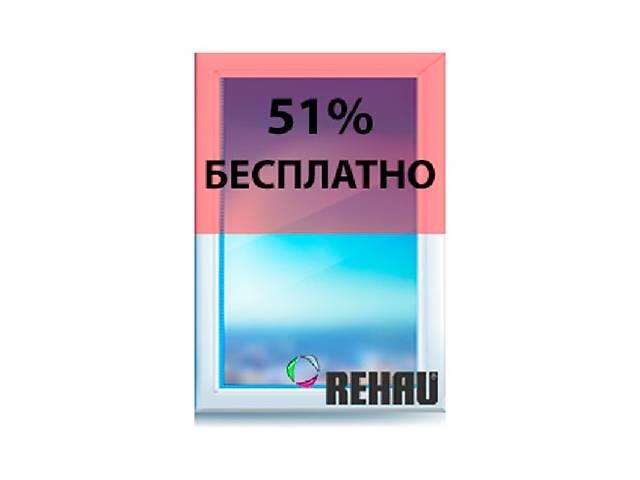 продам Окна Rehau со скидкой 51% бу в Гомеле