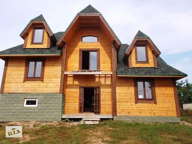 купить бу Продается 3-этажный дом-коттеджа в д. Панышевщина, 21 км.от МКАД - Логойск