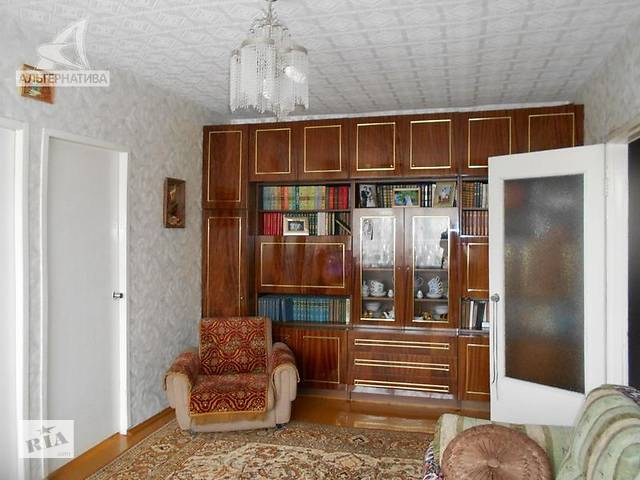 бу 3-комнатная квартира, г. Брест, пр-т Машерова, 1966 г.п., 4 / 10 кирпич. w180600 в Бресте