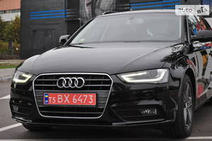 Audi A4 LED Europa IDEAL 2014