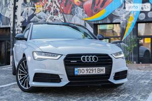 Audi A6 S-line 2015