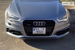 Audi A6 Premium plus S line  2014
