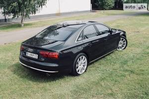 Audi A8 3.0TFSI 2013
