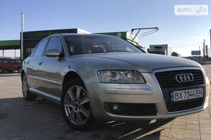 Audi A8 Gold Edition    2007