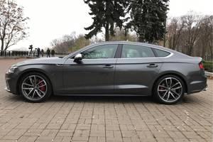 Audi S5 sportback 2017