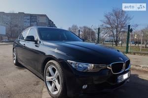 BMW 328 xDrive 2012