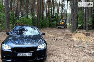BMW 525 bmw 525d f10 mPaket 2013